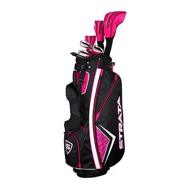 Callaway Strata 11-Piece Womens Complete Golf Club Set