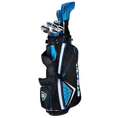 Callaway Strata 12 Piece Mens Complete Golf Club Set