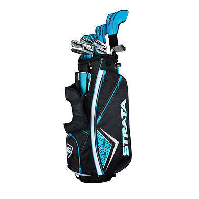 Callaway Strata Plus 14-Piece Womens Complete Golf Club Set