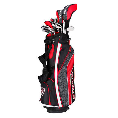Callaway Strata Tour 16 Piece Mens Complete Golf Club Set