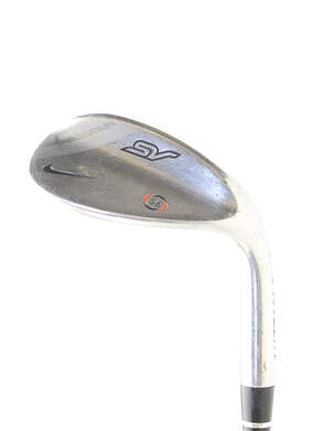 Nike SV Tour Chrome Wedge Sand SW 56* 14 Deg Bounce Stock Steel Shaft Steel Wedge Flex Right Handed 35.25 in