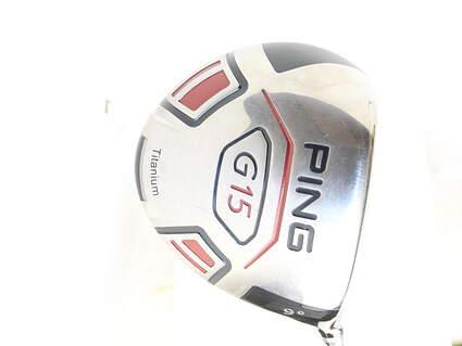 Ping G15 Driver 9* Aldila Serrano 60 Graphite Stiff Right Handed 45.5 in