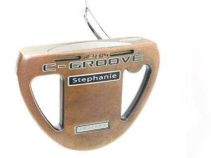 Yes i4-Tech Stephanie Putter Steel Handed 33.5 in