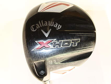 Callaway 2013 X Hot Driver 9.5* Project X Velocity Graphite Regular Left Handed 46 in
