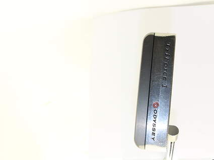 Odyssey Tri Force 1 Putter Slight Arc Stock Steel Shaft Steel Other Right Handed 33.5 in