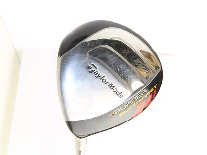 TaylorMade Burner Superfast Fairway Wood 3 Wood 3W 15* TM Matrix Ozik Xcon 4.8 Graphite Stiff Left Handed 43 in