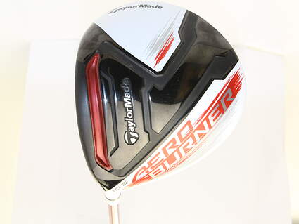 TaylorMade AeroBurner Driver 10.5* Stock Graphite Shaft Graphite X-Stiff Left Handed 44.25 in