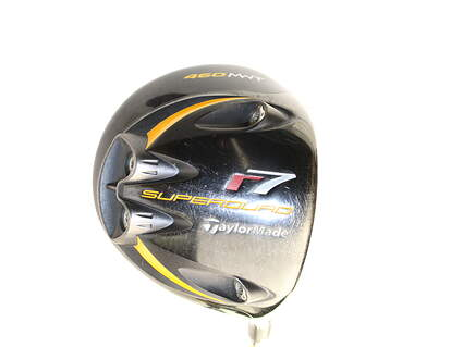 Taylormade R7 Superquad Driver 9 5 Ust Proforce V2 Graphite Stiff Right Handed 45 In