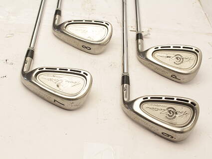 Cleveland TA7 Iron Set 7-PW Stock Steel Shaft Steel Regular Right Handed 37 in