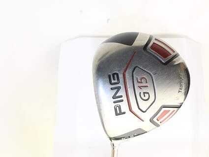 Ping G15 Driver 10.5* Ping TFC 149D Graphite Regular Left Handed 45.5 in