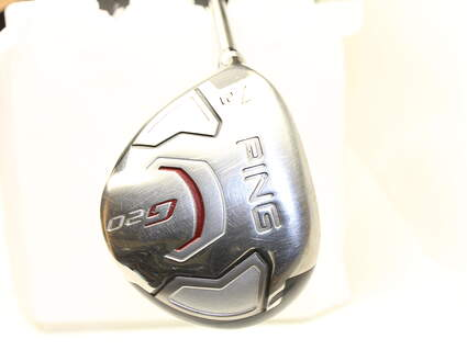 Ping G20 Fairway Wood 7 Wood 7W 21* Ping TFC 169F Graphite Regular Left Handed 42 in