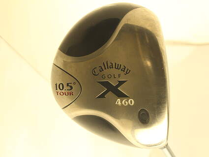 Callaway X 460 Tour Driver 10.5* Fujikura Tour Platform 26.3 Graphite Senior Right Handed 44.25 in