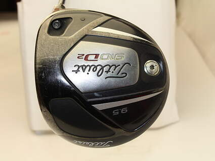 Titleist 910 D2 Driver 9.5* Titleist Diamana Kai'li 65 Graphite Stiff Right Handed 45 in
