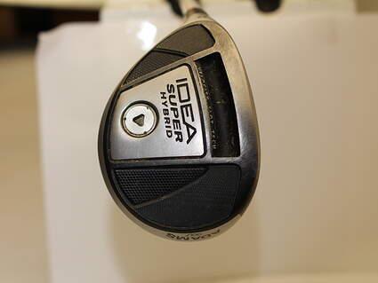Adams 2012 Idea Super Hybrid 4 Hybrid 22* Matrix Ozik Program HD 7.1 Graphite Regular Left Handed 39.5 in