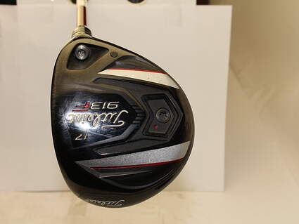 Titleist 913F Fairway Wood 3 Wood HL 17* Titleist Bassara W 55 Graphite Ladies Right Handed 41.5 in