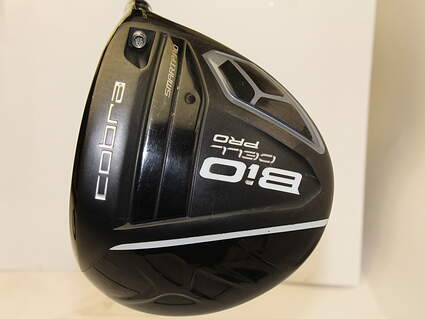 Cobra Bio Cell Pro Black Driver 8.5* Mitsubishi Diamana D+ White 72 Graphite Stiff Right Handed 44 in