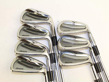 Mizuno MP-54 Iron Set 4-PW Project X 6.0 Steel Regular Right Handed 37.5 in