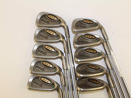 Ping i3 Oversize Iron Set 3-PW Stock Steel Shaft Steel Regular Right Handed 37.75 in