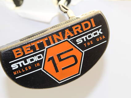 Bettinardi 2013 Studio Stock 15 Putter Steel Right Handed 33 in