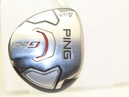 Ping G20 Fairway Wood 4 Wood 4W 16.5* Ping TFC 169F Graphite Senior Left Handed 43 in
