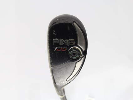 Ping I20 Hybrid 2 Hybrid 19* Ping TFC 707H Graphite Stiff Left Handed 40 in