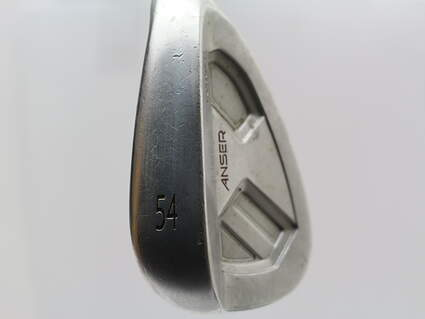 Ping Anser Forged Wedge Sand SW 54* Dynamic Gold Spinner Steel Wedge Flex Right Handed Black Dot 35.25 in