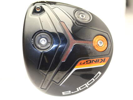 Cobra King F7 Driver 9.5* Fujikura Pro 60 Graphite Stiff Right Handed 45 in