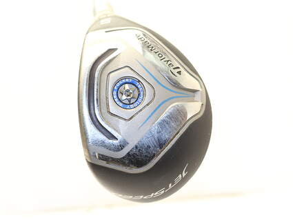 TaylorMade Jetspeed Hybrid 5 Hybrid 25* TM Matrix VeloxT 45 Graphite Ladies Right Handed 37.5 in