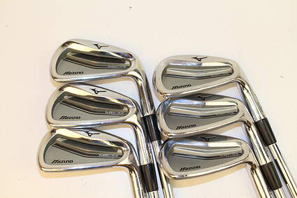 Mizuno MP-54 Iron Set 5-PW FST KBS Tour 120 Steel Stiff Right Handed 37.75 in