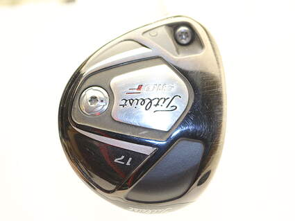 Titleist 910 F Fairway Wood 3+ Wood 17* Titleist Bassara W 45 Graphite Ladies Left Handed 40.25 in