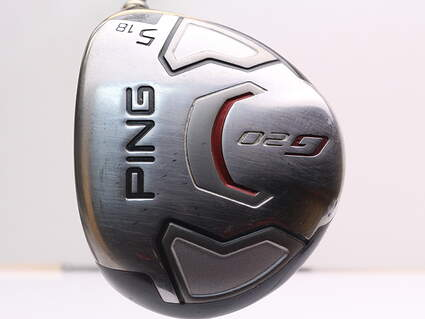 Ping G20 Fairway Wood 3 Wood 3W 15* Ping TFC 169F Graphite Regular Right Handed 42.75 in