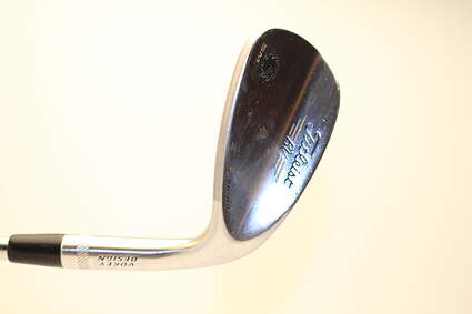Titleist Vokey SM5 Tour Chrome Wedge Sand SW 56* 14 Deg Bounce F Grind Nippon NS Pro 970 Steel Ladies Right Handed 34 in