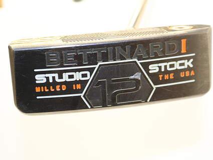 Bettinardi 2013 Studio Stock 12 Putter Steel Right Handed 34 in