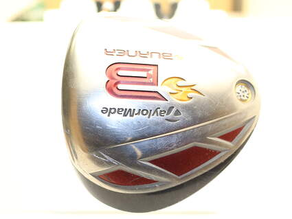 TaylorMade 2009 Burner Driver 10.5* Stock Graphite Shaft Graphite Regular Right Handed 46 in