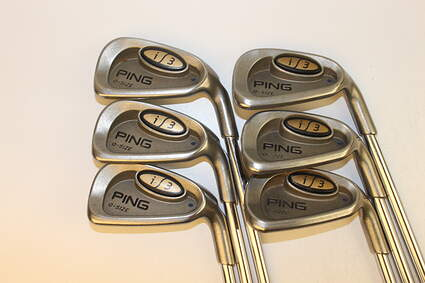 Ping i3 Oversize Iron Set 5-PW Ping JZ Steel Regular Right Handed Blue Dot 38.0in