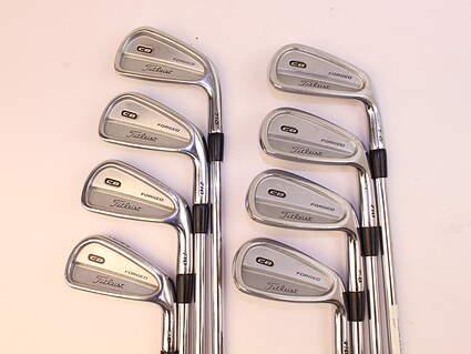 Titleist 710 CB Iron Set 3-PW True Temper Dynamic Gold S300 Steel Stiff Right Handed 38.0in