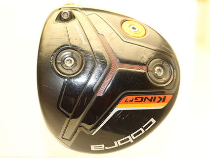 Cobra King F7 Driver 10.5* Fujikura Pro 60 Graphite Regular Right Handed 44.5 in