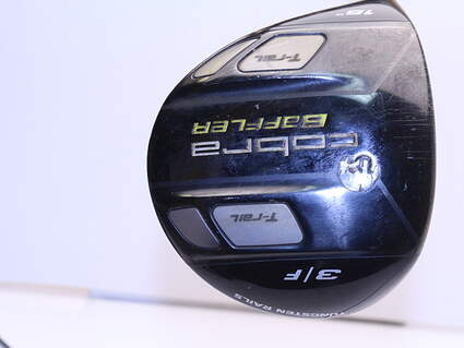 Cobra Baffler T Rail Fairway Wood 3 Wood 3W 16* Cobra Tour AD Baffler Graphite Regular Left Handed 43 in