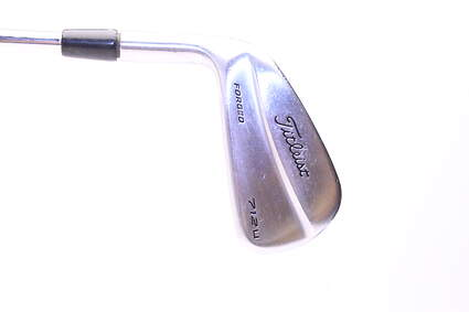Titleist 712U Hybrid 4 Hybrid True Temper Dynamic Gold S300 Steel Stiff Left Handed 38.75 in