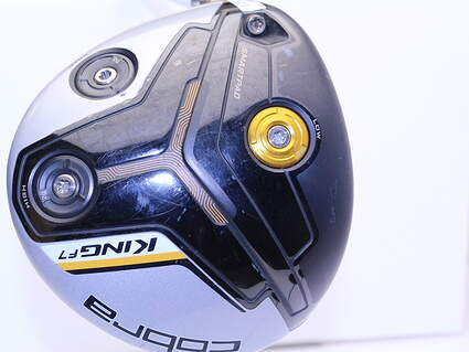 Cobra King F7 Driver 9° Fujikura Pro 60 Graphite Stiff Left Handed 45.25in