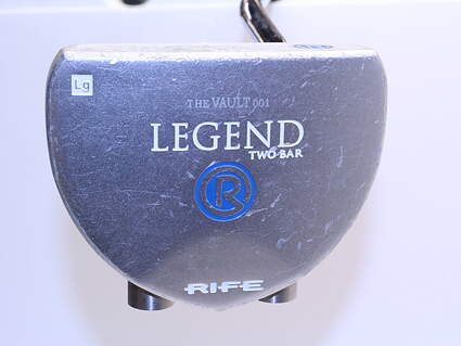 Guerin Rife Legend Z Two Bar Black Putter Graphite Right Handed 35.0in