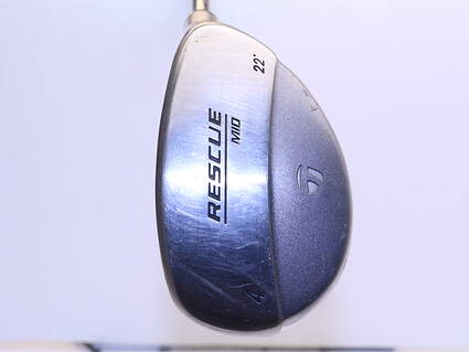 TaylorMade Rescue Mid Hybrid 4 Hybrid 22° TM M.A.S.2 Graphite Ladies Right Handed 38.5in