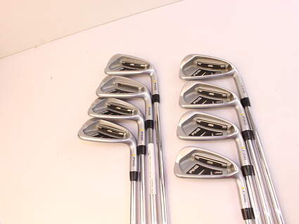 Ping I20 Iron Set 3-PW Project X 5.5 Steel Regular Right Handed Yellow Dot 38.0in