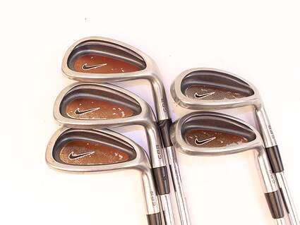 Nike CPR Iron Set 6-PW Stock Steel Shaft Steel Regular Right Handed 37.5in
