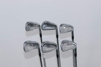 Mizuno MP 57 Iron Set 5-PW Project X Rifle 5.5 Steel Regular Right Handed 38.0in