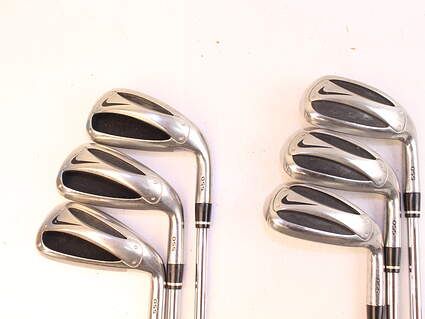 Nike Slingshot OSS Iron Set 5-PW True Temper Speed Step 85 Steel Stiff Right Handed 39.0in
