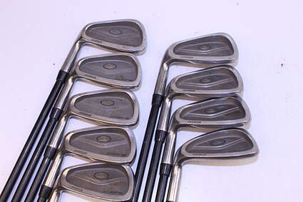 Cobra Cobra Oversize Norman Grind Iron Set 3-PW SW Graphite Left Handed