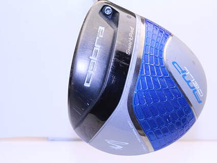 Cobra AMP Cell Blue Driver 10.5° Stock Graphite Shaft Graphite Stiff Right Handed 45.75in