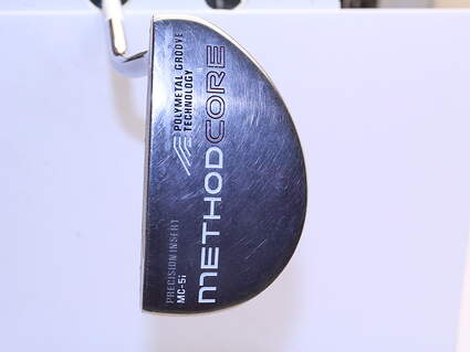 Nike Method Core MC5i Putter Slight Arc Steel Right Handed 35.5in