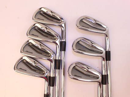 Mizuno MP-54 Iron Set 4-PW Stock Steel Shaft Steel Stiff Right Handed 38.0in